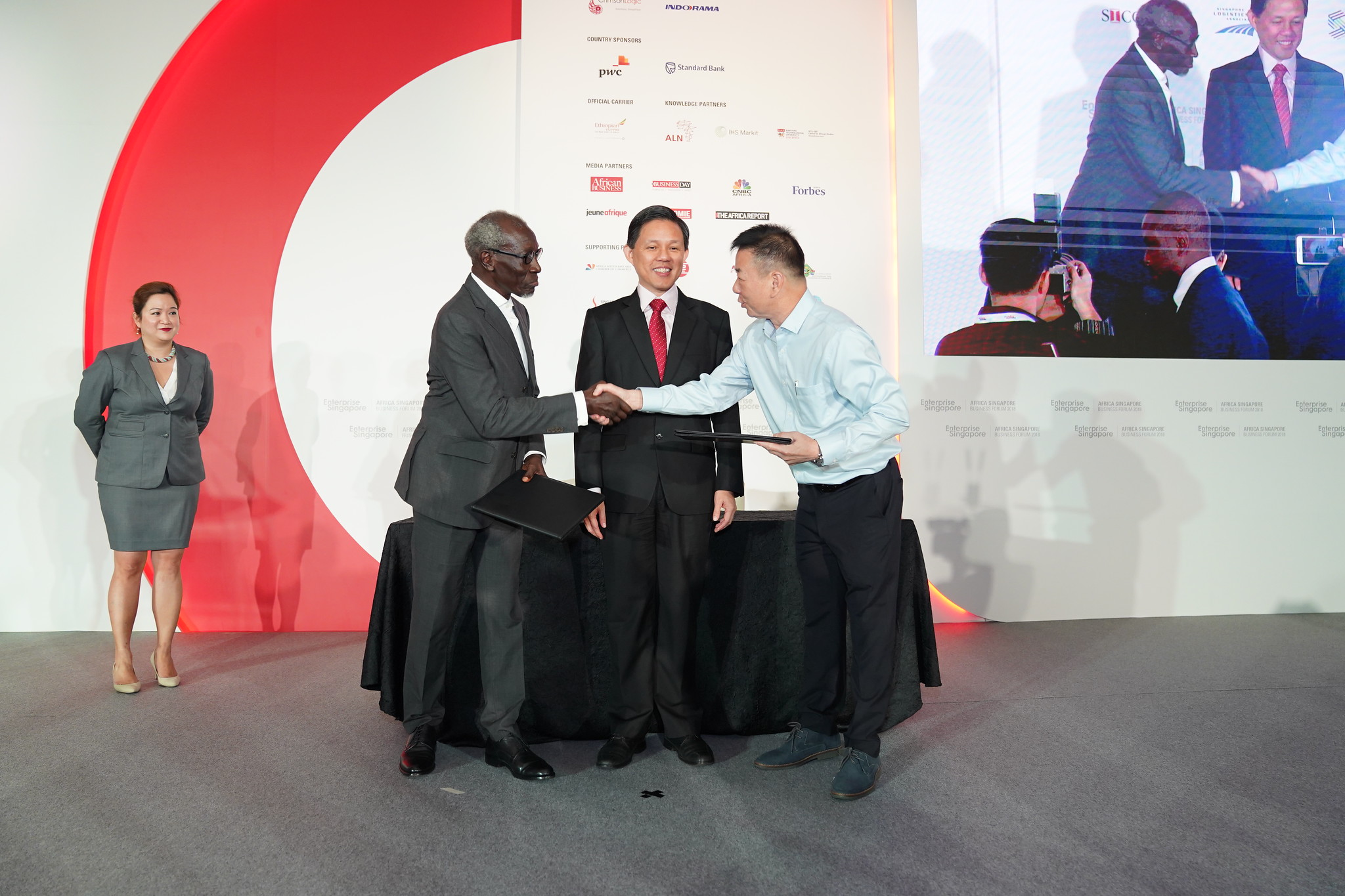 Singapore Identifies New Growth Opportunities in Africa's Digital Economy & Manufacturing Sector